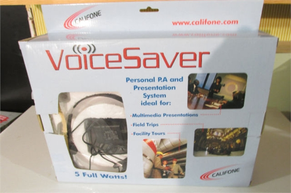 Voice Saver