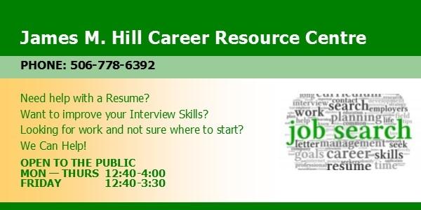 JMH Career Resource Centre