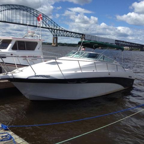 Crownline 26' rivercruiser
