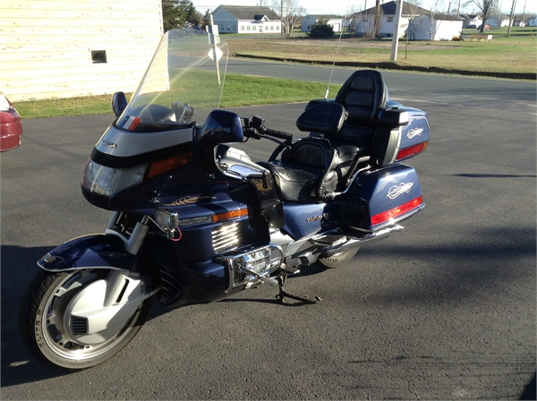 1988 Honda Gold Wing GL 1500
