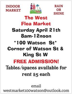 West Flea Market