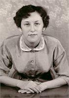 Mary Marina (Jenkins) McDougall