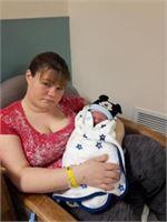 Baby Christopher Damien Lee Shea