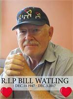 William (Bill) G. Watling