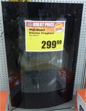 Miramichi's Local Marketplace and Deals Wall Mount Fireplace