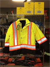 Miramichi's Local Marketplace and Deals 3 in 1 Jacket