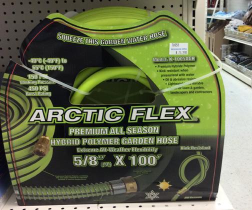 Arctic Flex Garden Hose