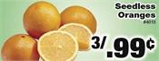 Miramichi's Local Marketplace and Deals oranges