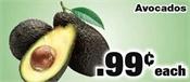 Miramichi's Local Marketplace and Deals avacados