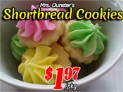 Saint John's Local Marketplace and Deals shortbreadcookies