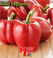Saint John's Local Marketplace and Deals redpeppers