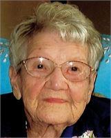 Miramichi's Funeral Announcements Elmira Francina McKay