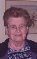Miramichi's Funeral Announcements Mary Catherine Hartery