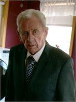 Miramichi's Funeral Announcements Patrick Joseph O'Donnell
