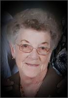 Miramichi's Funeral Announcements Bertha Patricia Ward