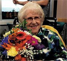 Miramichi's Funeral Announcements Doris Eileen Bowes