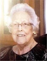 Miramichi's Funeral Announcements Gilda Annie Smith