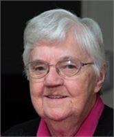 Miramichi's Funeral Announcements Sister Eva Jane Underhill, R.H.S.J.  (Sister St. Augustine)