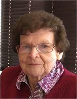 Miramichi's Funeral Announcements Mary Caroline Hare