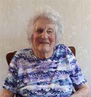 "Miramichi's Funeral Announcements Kathleen ""Kay"" Agnes Sheasgreen"