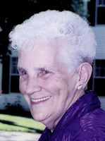 Miramichi's Funeral Announcements Dorothy Bessie McLean