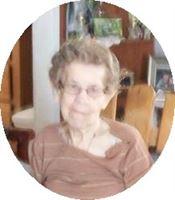 Miramichi's Funeral Announcements Louise Marie Burns