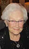 Miramichi's Funeral Announcements Mary Marjorie McFarlane