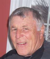 Miramichi's Funeral Announcements Reginald Thériault