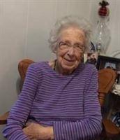 Miramichi's Funeral Announcements Doris Priscilla Picard