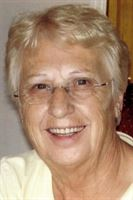 Miramichi's Funeral Announcements Geraldine Mary Theriault