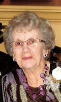 Miramichi's Funeral Announcements Gertrude Lillian Whitney