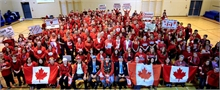 Red Friday photo at NBCC 2014