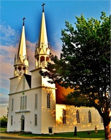 Churches of Miramichi Region