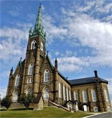 Saint Michael's the Archangel Basilica Roman Catholic Church, Chatham