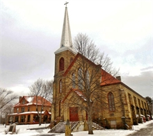 Saint Patrick's Roman Catholic Church, Nelson Miramichi
