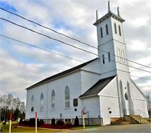 Saint Paul's Anglican Church, Bushville