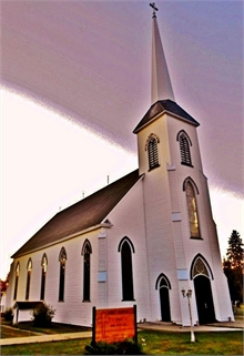 Saint Raphael's Roman Catholic Church, Blackville
