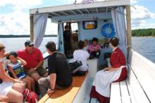 Boat Tour to Beaubears Island