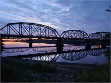 Train Bridge & Anderson Bridge