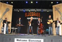Rogersville Bluegrass features Rhonda Vincent