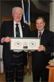 Highland Society celebrates St. Andrews