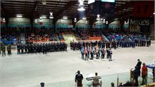 Remembrance Day Service Civic Centre 2015