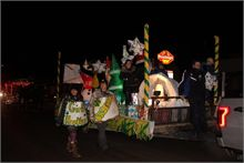 Parade of lights light up Chatham