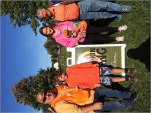 Pumpkin Fling Winners
