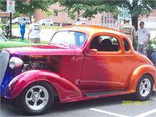 new brunswick day car show in saint john king square
