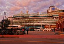 Brilliance of the Seas at Saint John Cruise Ship Terminal