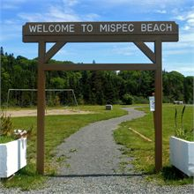Welcome to Mispec Beach