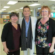Welcome to Freddy Beach Mr. Randy Fenoli
