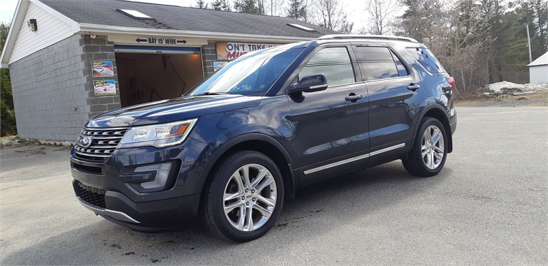 Miramichi Automotives for Sale 2017 FORD EXPLORER