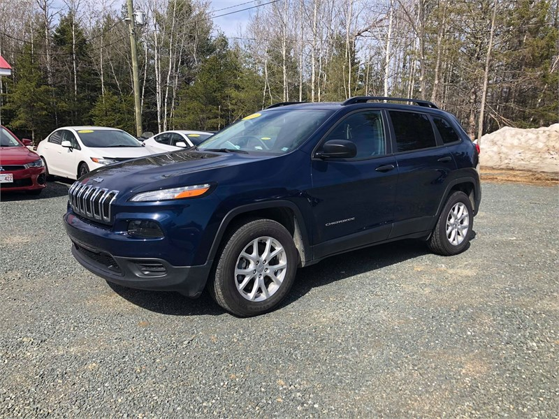 Miramichi Automotives for Sale 2018 JEEP CHEROKEE